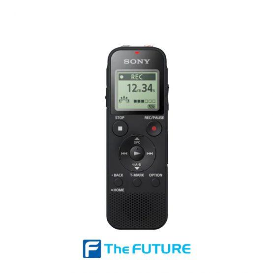 เครื่องบันทึกเสียง Sony ที่ The Future