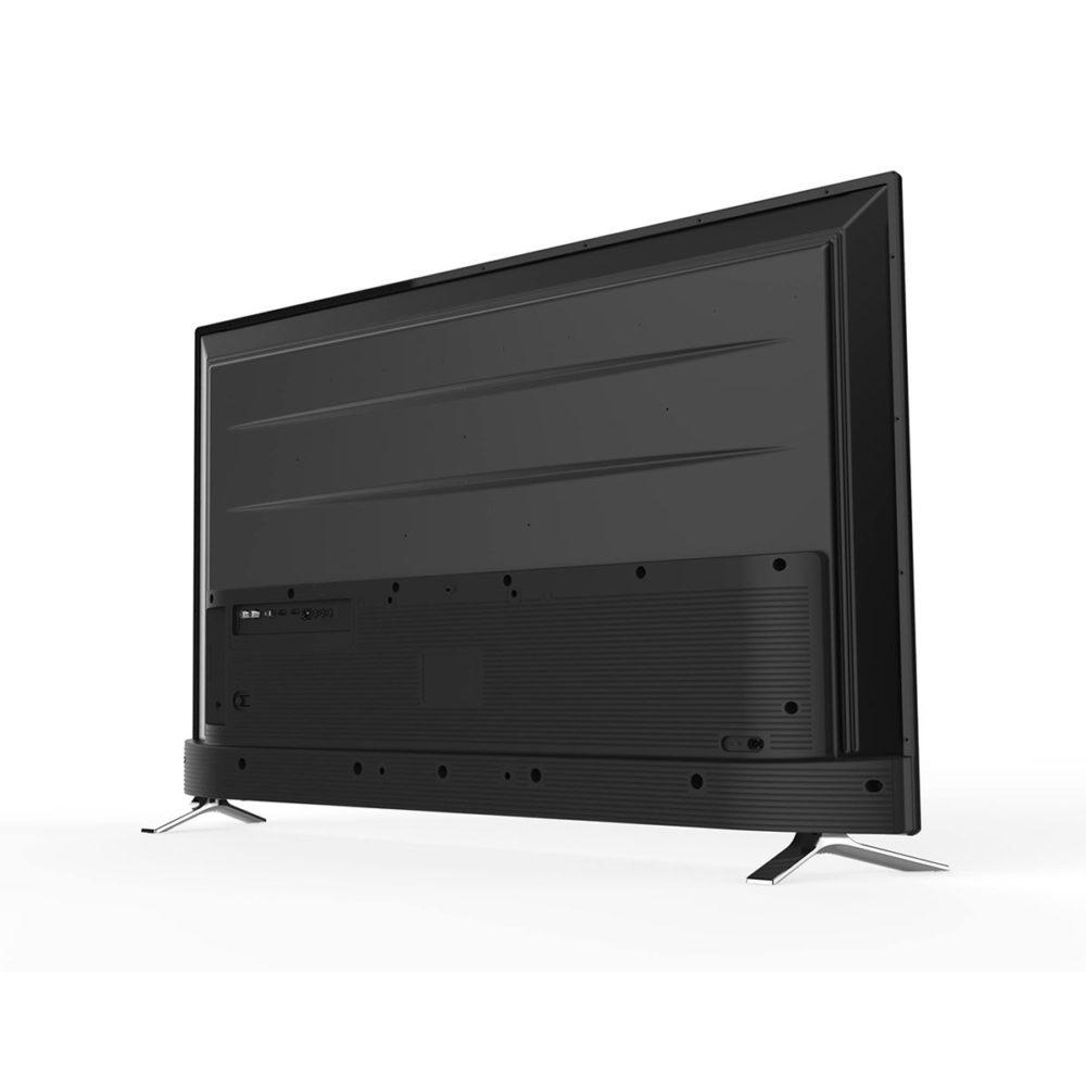 ด้านหลังทีวีตัวโชว์ ยี่ห้อโตชิบา 50 นิ้ว 4K Ultra HD