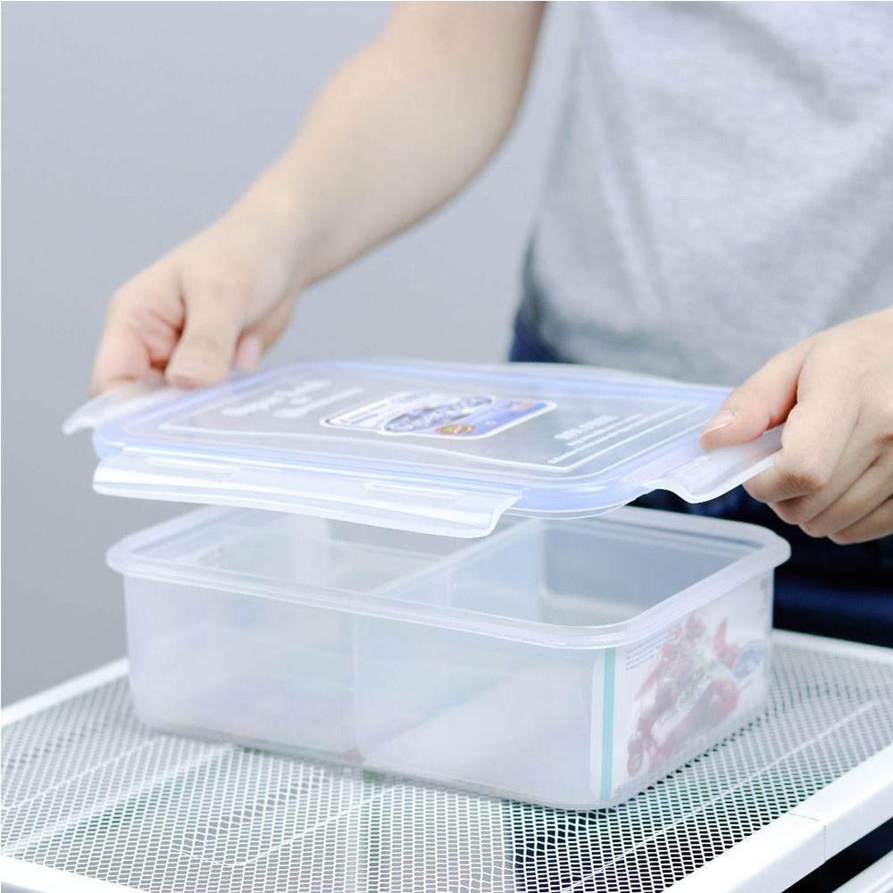 กล่องถนอมอาหาร Superlock รุ่น 6115-3 กล่อง 3 ช่อง