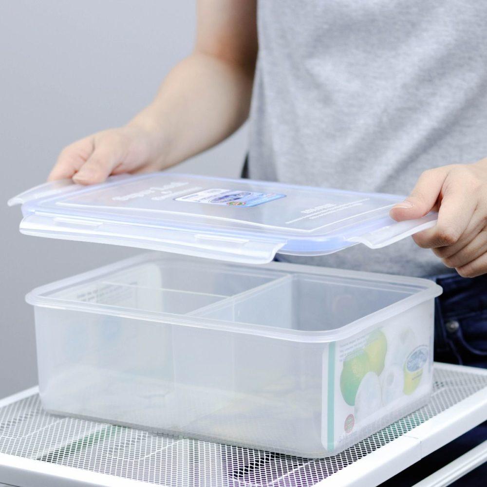 กล่องถนอมอาหาร Superlock รุ่น 6116-3 3 ช่อง