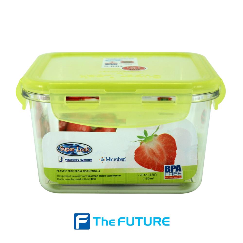 กล่อง Super Lock 1150 ml. ที่ The Future