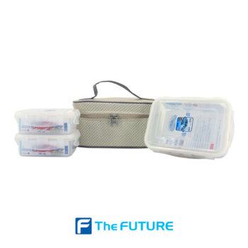 กล่อง Super Lock พร้อมกระเป๋า เซต AAA ที่ The Future