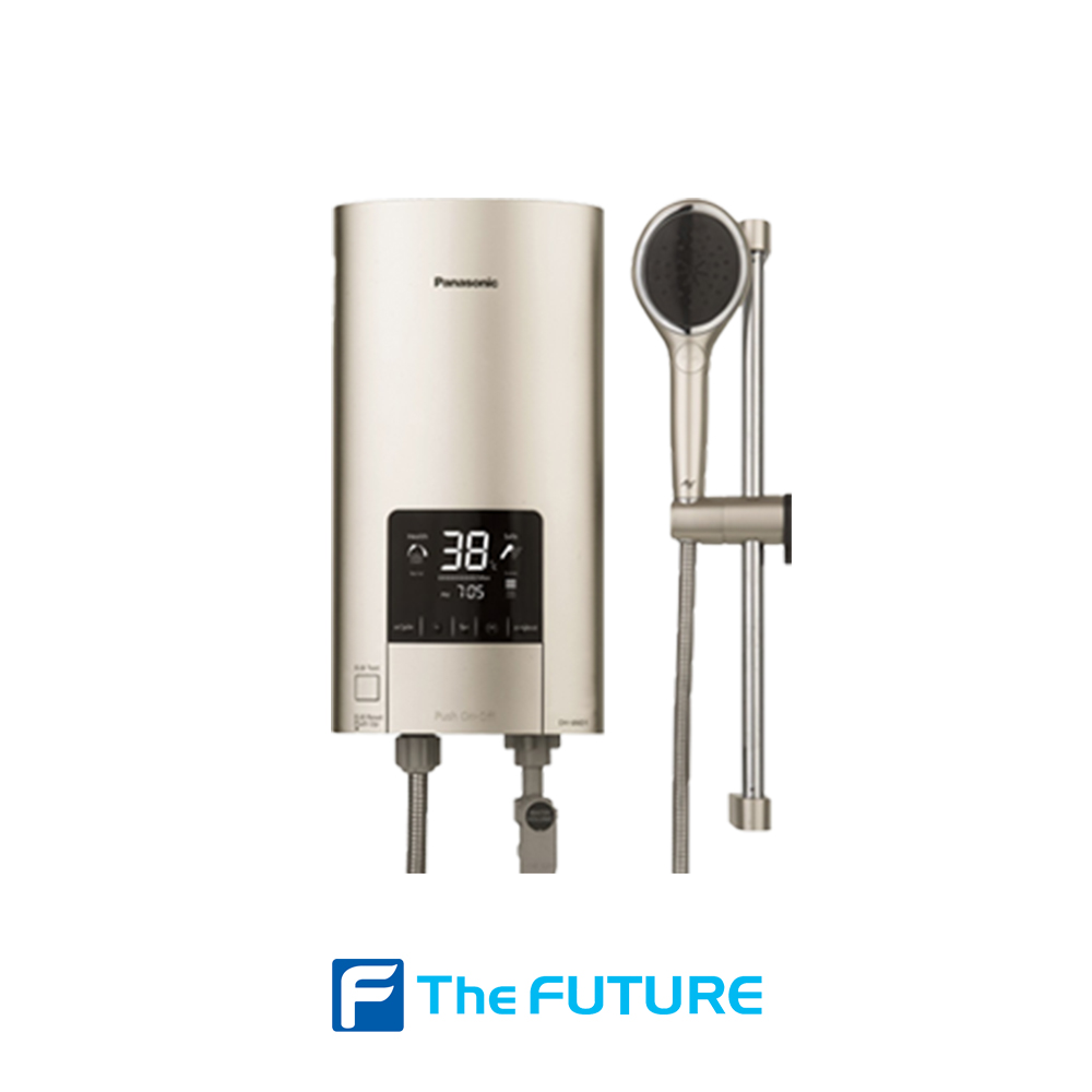 เครื่องทำน้ำอุ่น Panasonic ที่ The Future