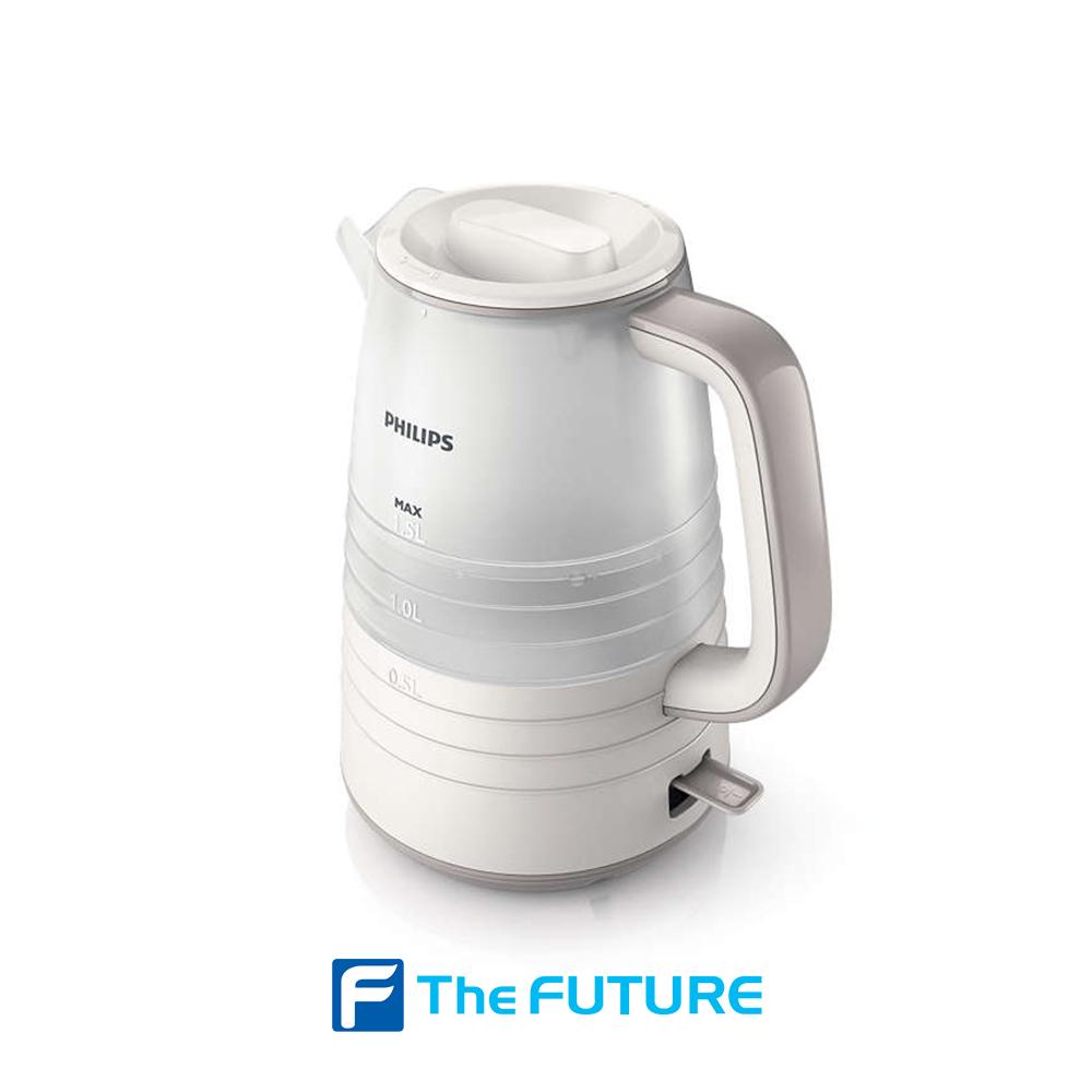 กาต้มน้ำไฟฟ้า Philips ที่ The Future