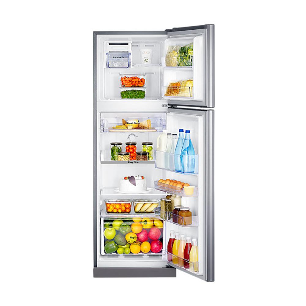 เปิดประตูตู้เย็น Samsung 2 ประตู 9.1 คิว