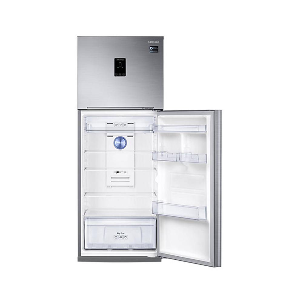 ตัวอย่างเปิดประตูตู้เย็นด้านล่าง Samsung 13.5 คิว