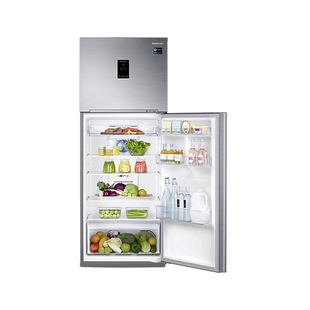 เปิดประตูล่างตู้เย็น Samsung 13.5 คิว
