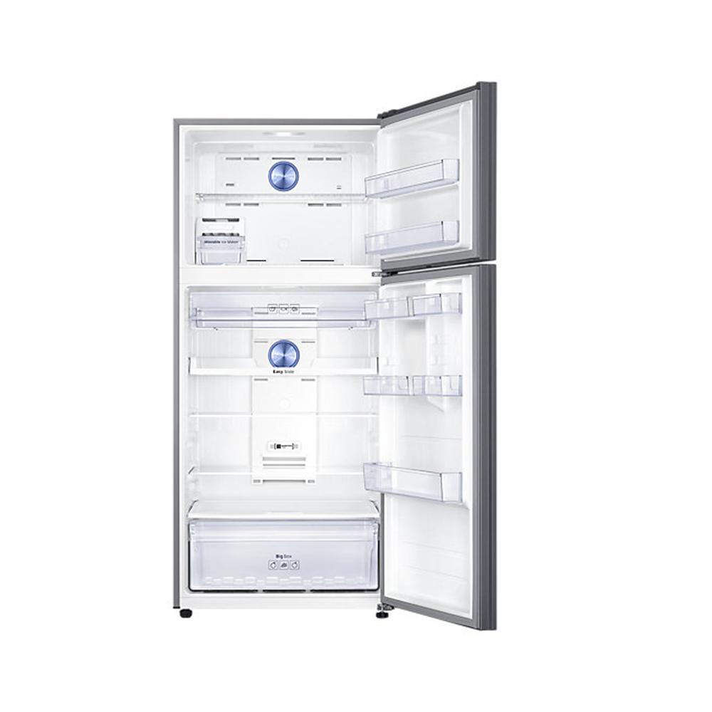 ด้านในตู้เย็น Samsung 17.8 คิว 2 ประตู