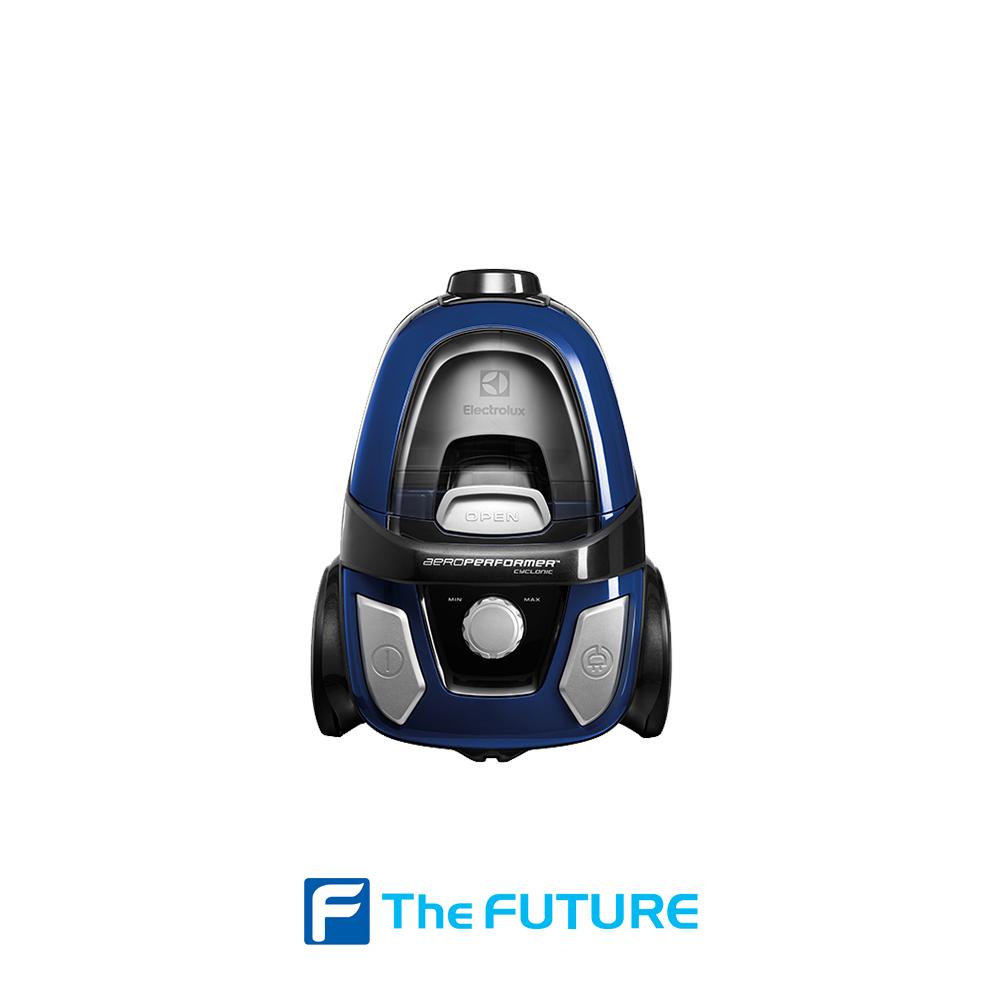 เครื่องดูดฝุ่น Electrolux ที่ The Future