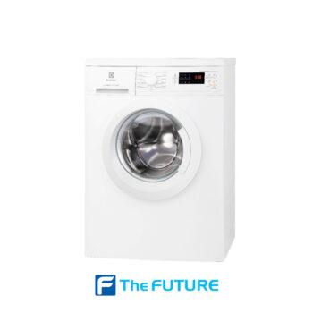 เครื่องซักผ้าฝาหน้า Electrolux ที่ The Future