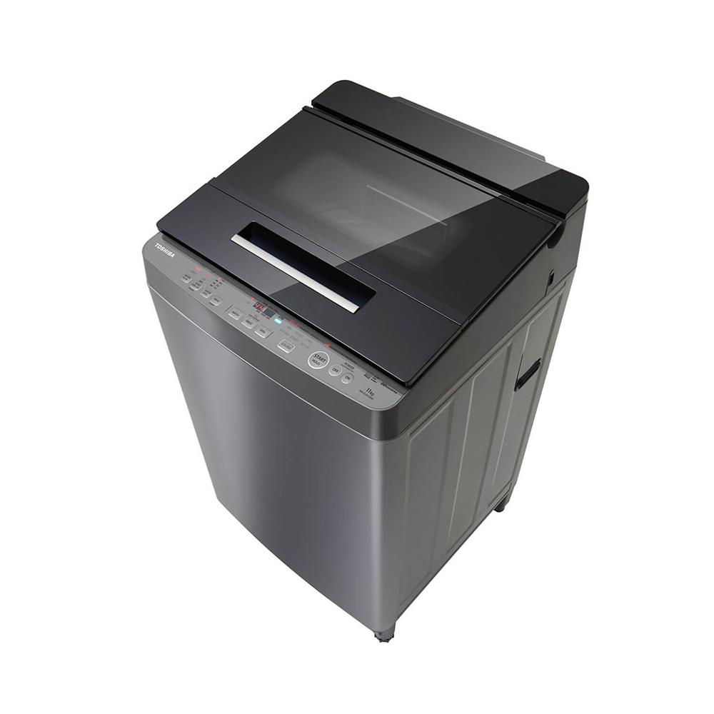 เครื่องซักผ้าฝาบน Toshiba โตชิบา 11 กก.