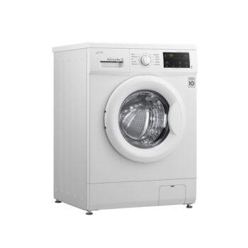 สั่งซื้อเครื่องซักผ้า เครื่องซักผ้าฝาหน้า LG รับประกัน 10 ปี