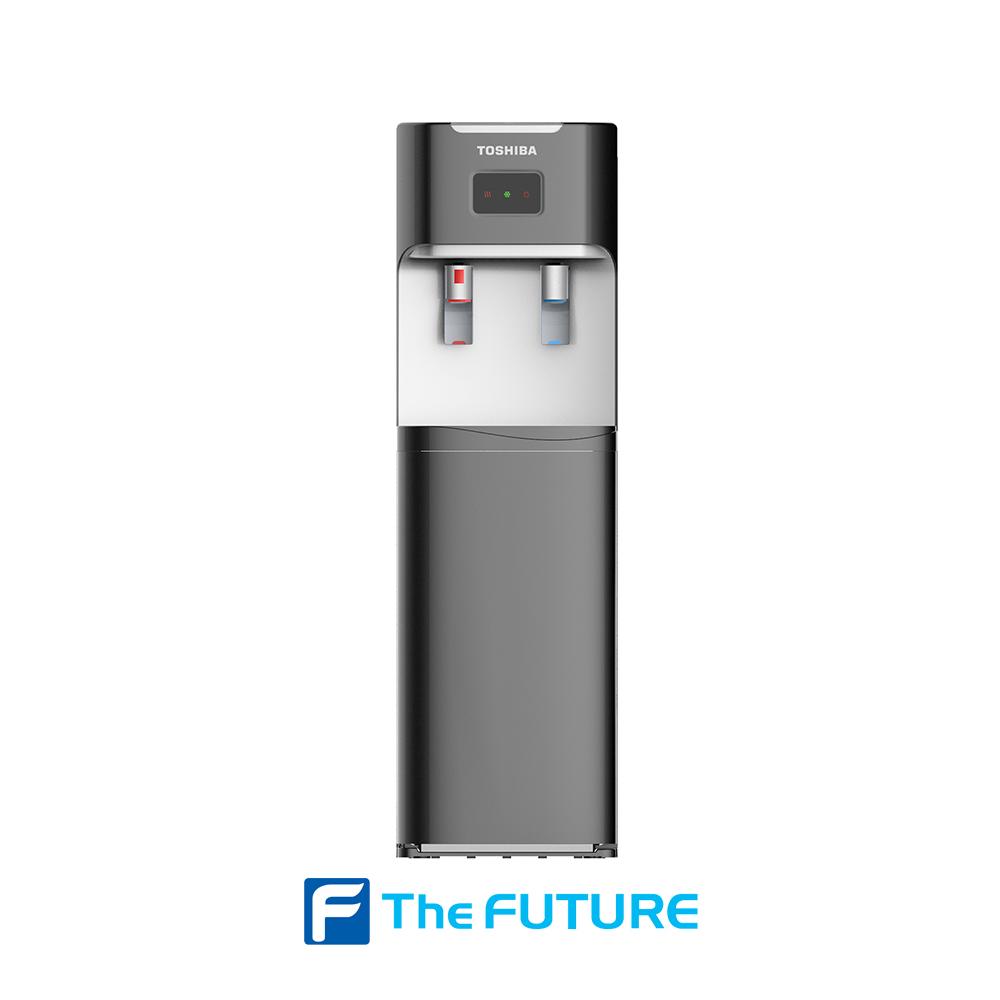 เครื่องทำน้ำร้อน-น้ำเย็น Toshiba ที่ The Future