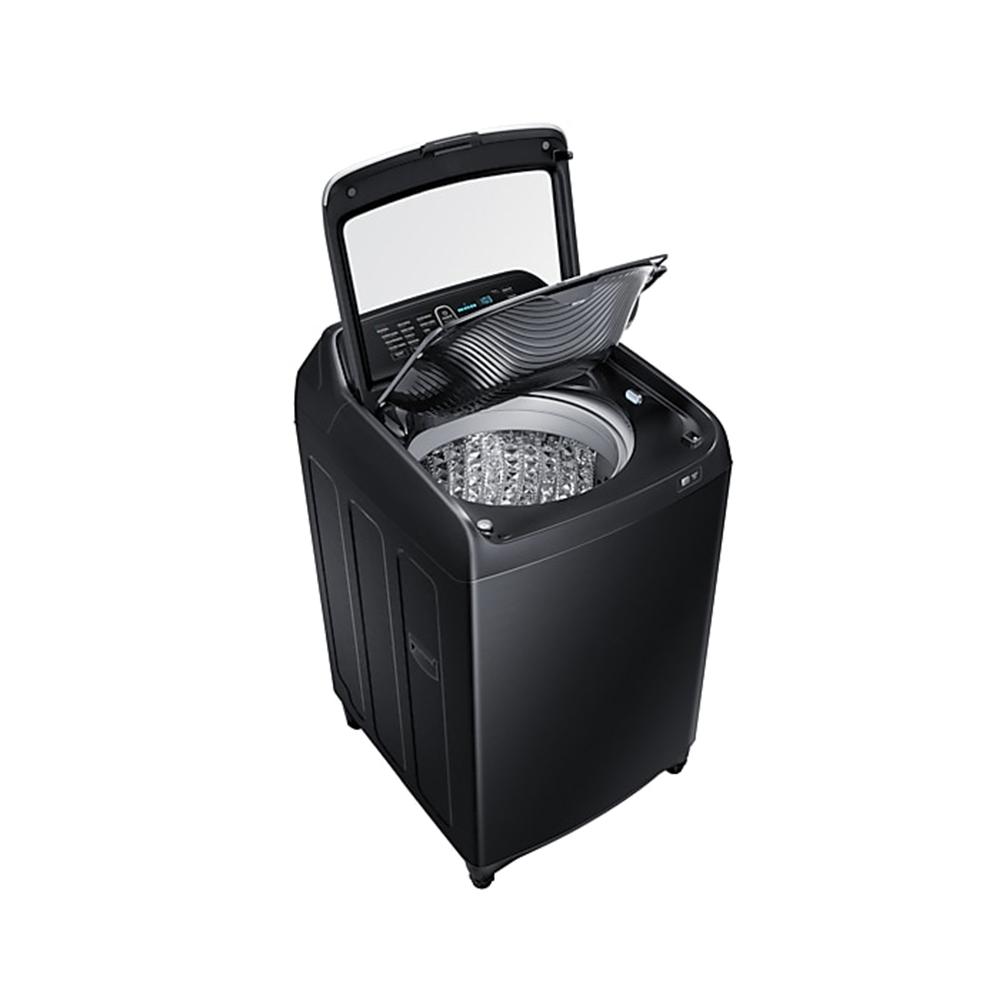 เครื่องซักผ้า Samsung 16 กก. เครื่องซักผ้าฝาบน