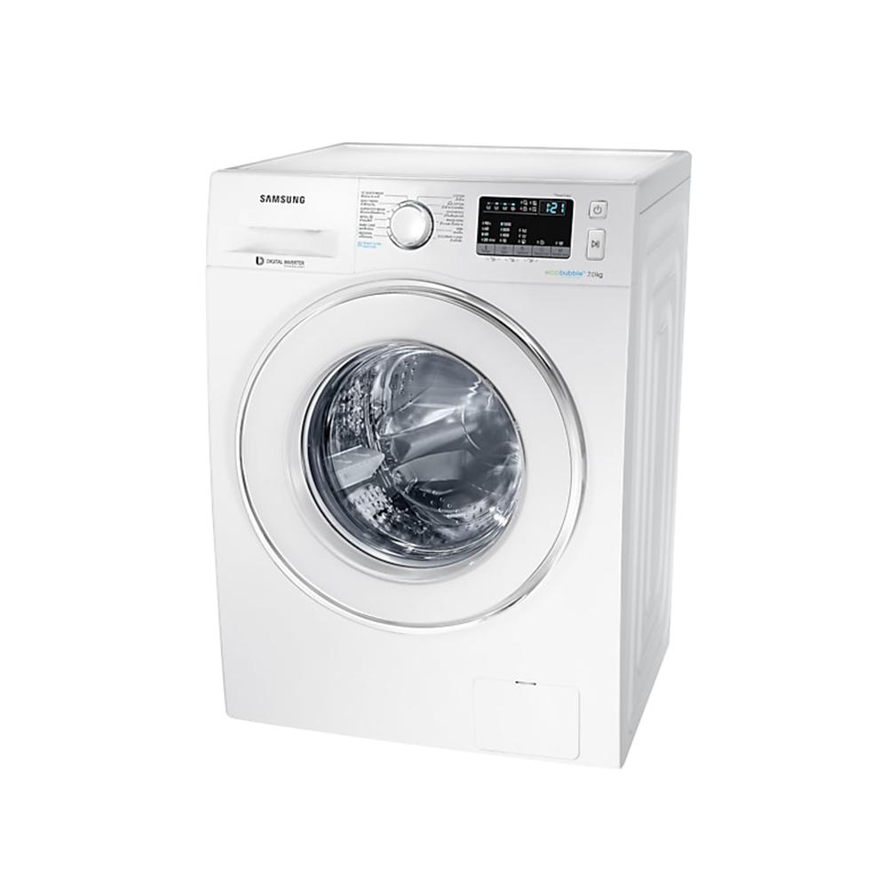 เครื่องซักผ้าซัมซุง เครื่องซักผ้าฝาหน้า Samsung ความจุ 7 กก.
