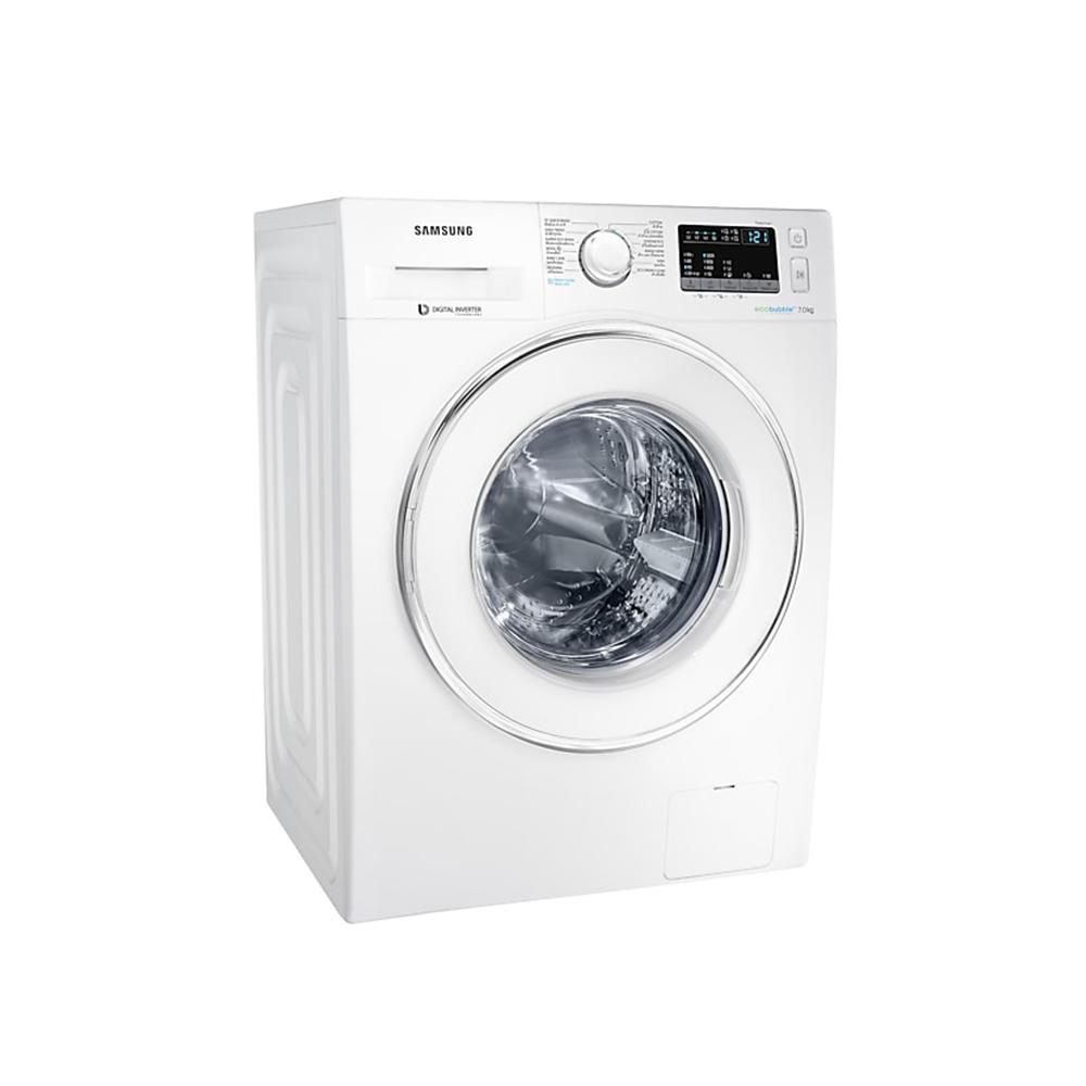 เครื่องซักผ้าฝาหน้า Samsung ความจุ 7 กก.