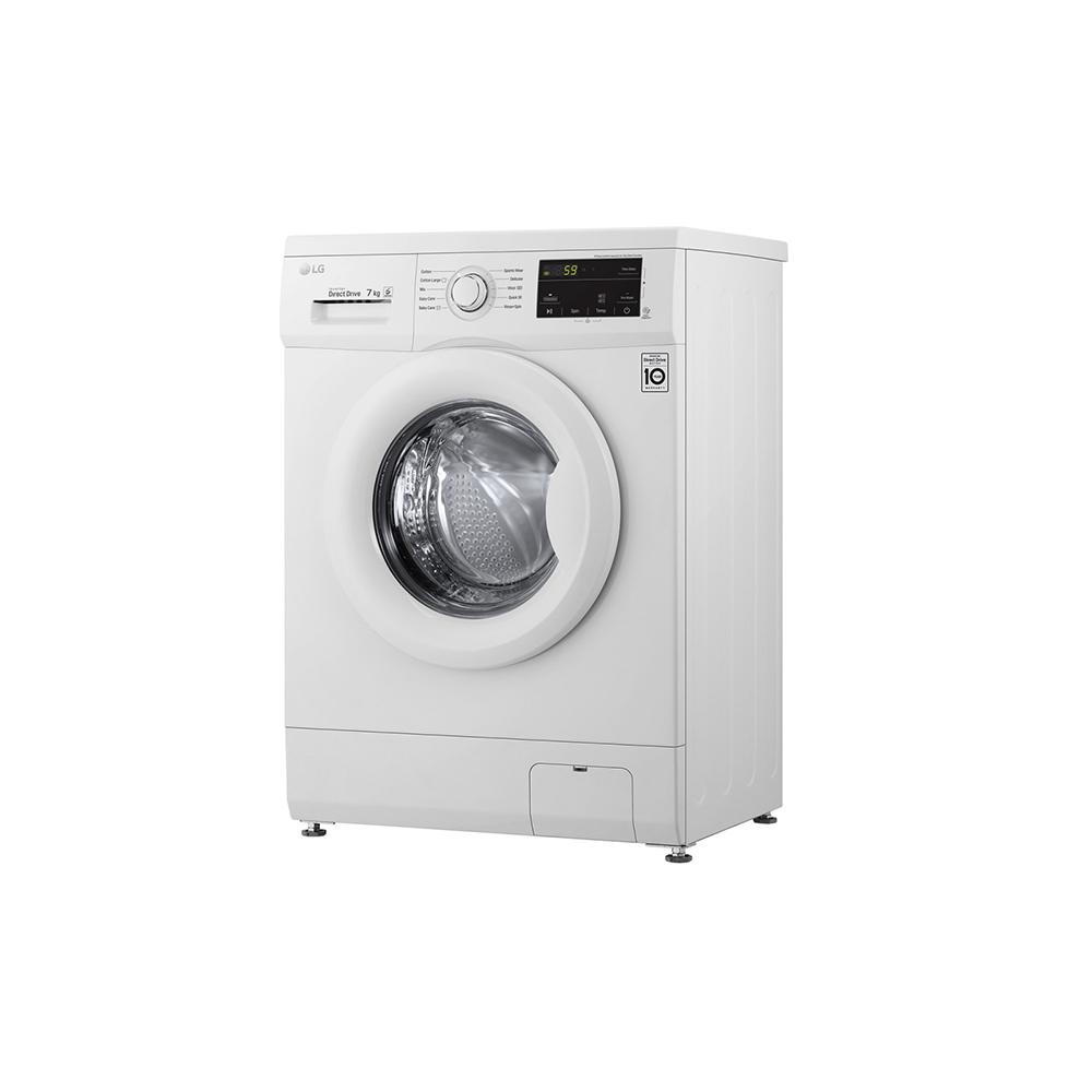 เครื่องซักผ้าฝาหน้า LG รุ่น FM1207N6W