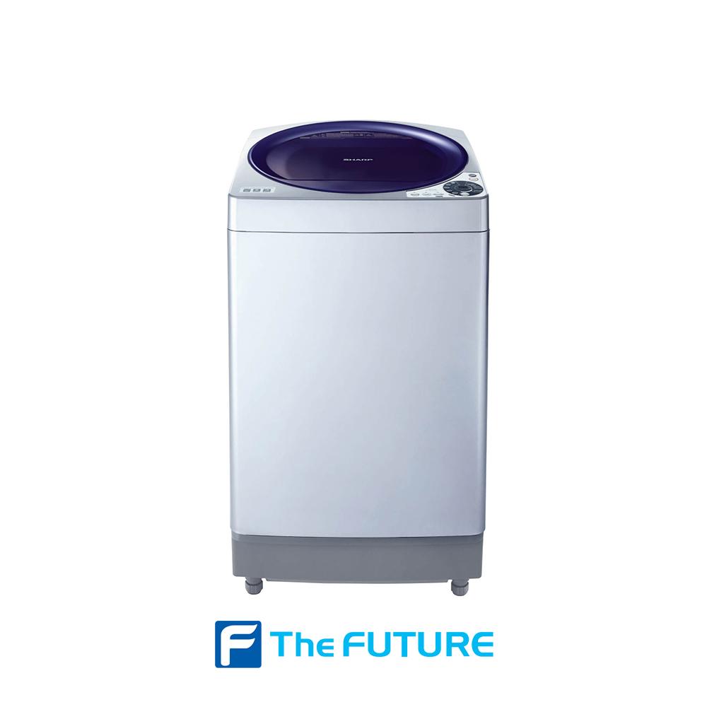 เครื่องซักผ้า Sharp รุ่น ES-U80GT-A ที่ The Future