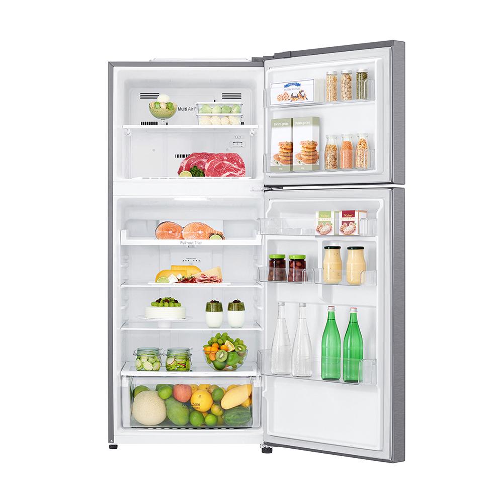 ตู้เย็น LG 14.2 คิว ตู้เย็น 2 ประตู รับประกันเครื่อง 1 ปี