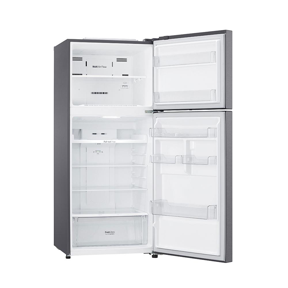 ตู้เย็น 2 ประตู้ LG รับประกันคอมเพรสเซอร์ 10 ปี