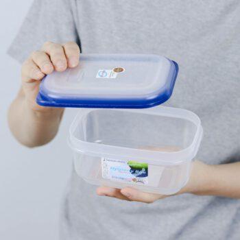 กล่องใส่อาหารแบบเล็ก ผลิตจากพลาสติกที่ไม่มีสารก่อมะเร็ง