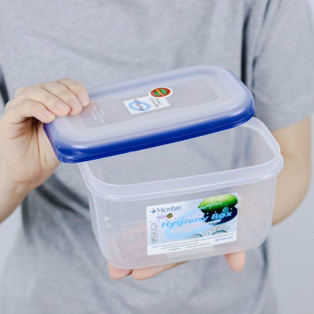 กล่องใส่อาหารป้องกันแบคทีเรีย ไม่มีสารก่อมะเร็ง