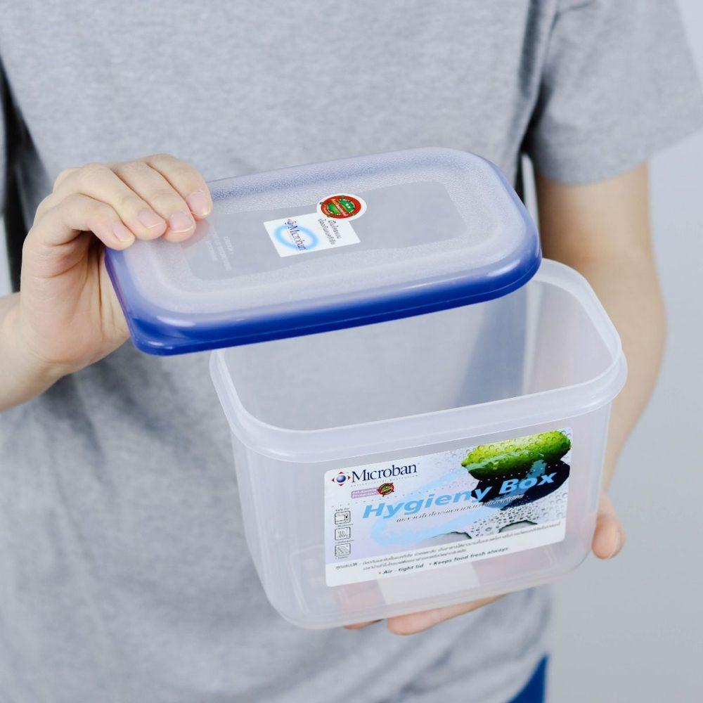 กล่องใส่อาหาร Superlock Microban