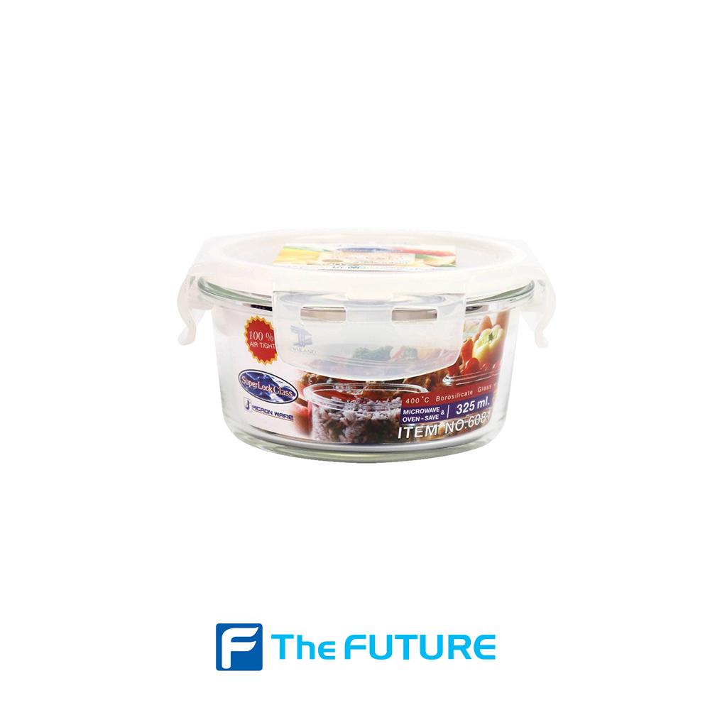 กล่องอาหาร Super Lock รุ่น #6081 ที่ The Future