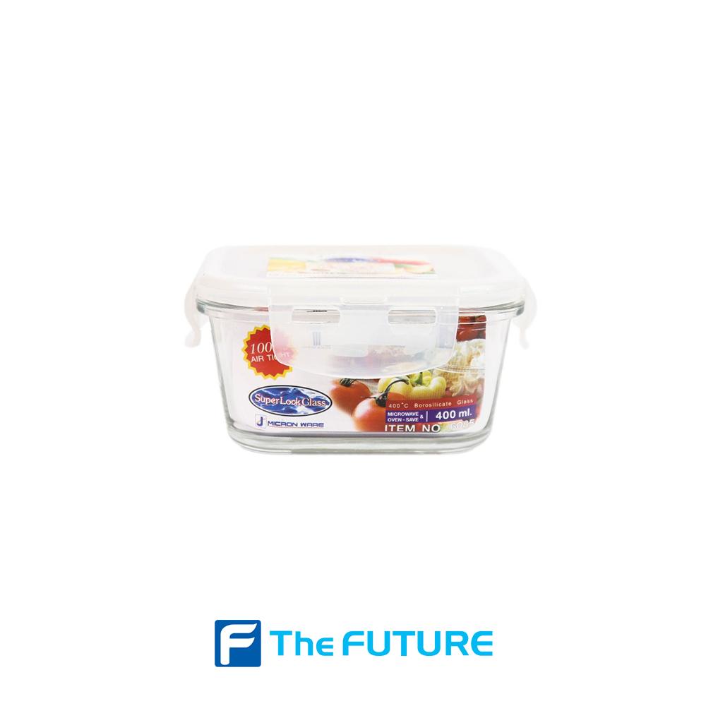 กล่องถนอมอาหาร Super Lock รุ่น #6085 ที่ The Future