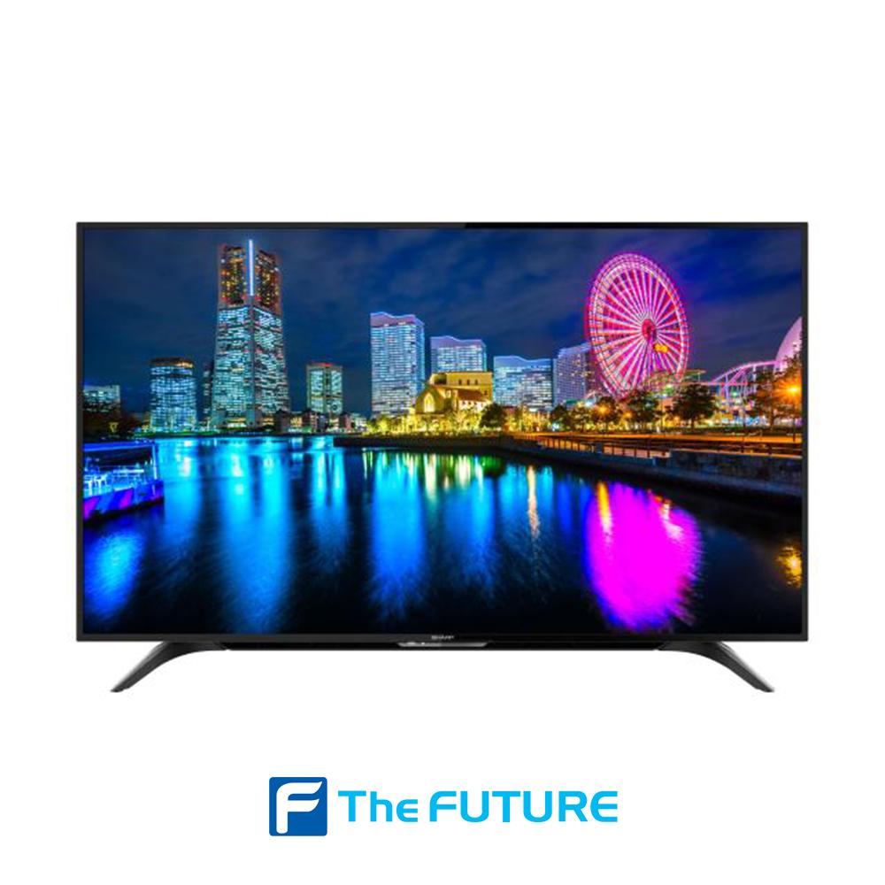 ทีวี Sharp รุ่น 4T-C50AH1X ที่ The Future