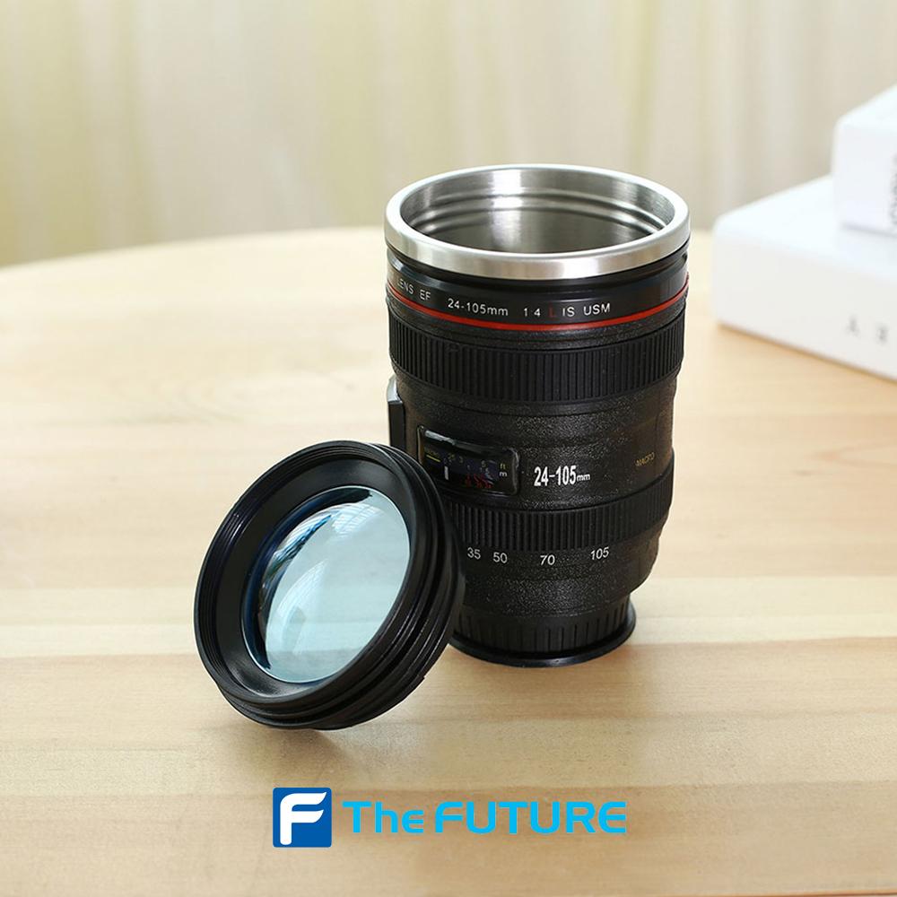 แก้วเก็บความร้อน-เย็น เลนส์กล้อง