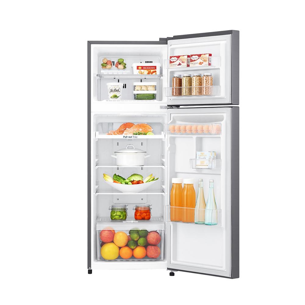 ตู้เย็น LG 2 ประตู 7.4 คิว รุ่น GN-B222SQBB