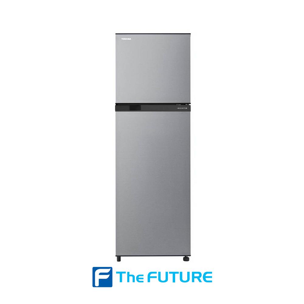 ตู้เย็น Toshiba รุ่น GR-B31KU-SS ที่ The Future