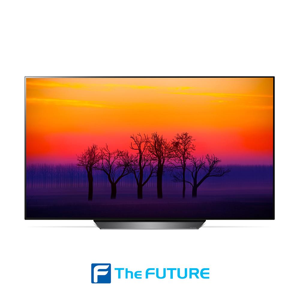 ทีวี LG รุ่น OLED65B8PTA ที่ The Future