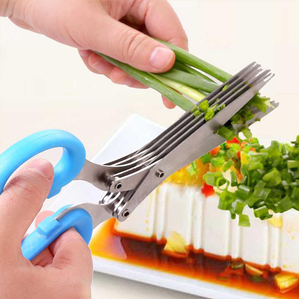 กรรไกรซอยผัก