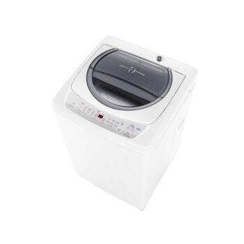 เครื่องซักผ้า Toshiba ฝาบน 9 กก. สีขาว