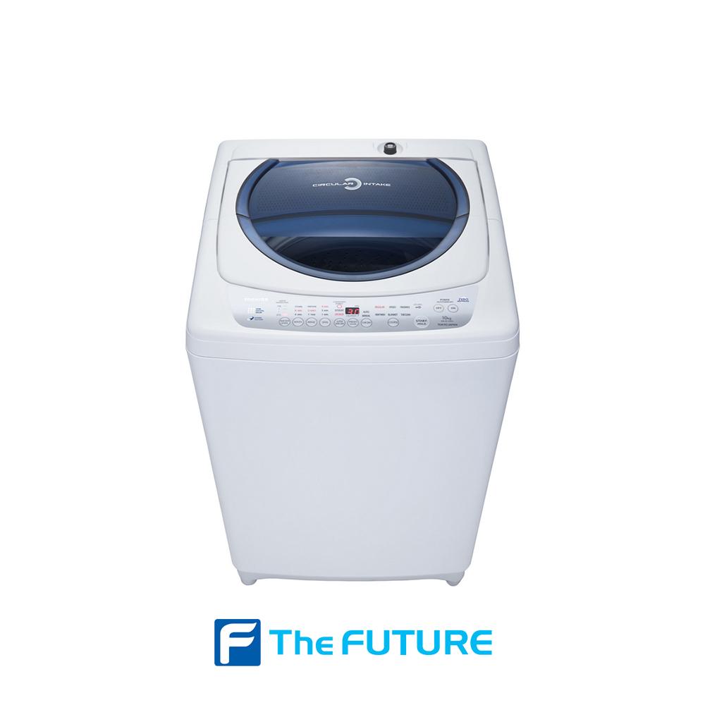 เครื่องซักผ้าฝาบน Toshiba ที่ The Future