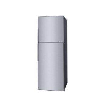 ตู้เย็น Sharp 2 ประตู 10.6 คิว สีเงิน