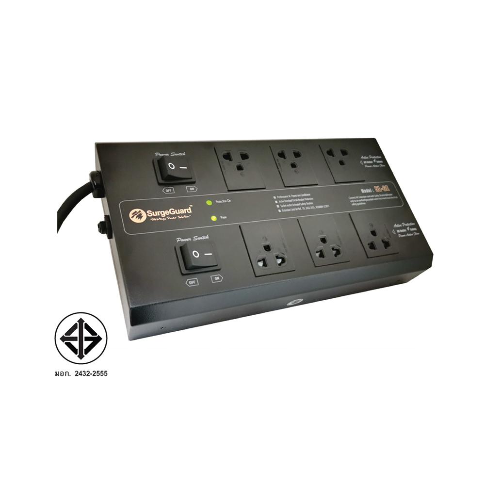 ปลั๊กไฟ Savetronics เครื่องกรองกระแสไฟฟ้า และลดทอนสัญญาณ