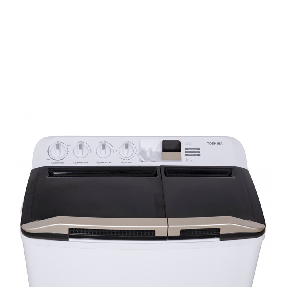 เครื่องซักผ้า Toshiba 2 ถัง 11 กก.