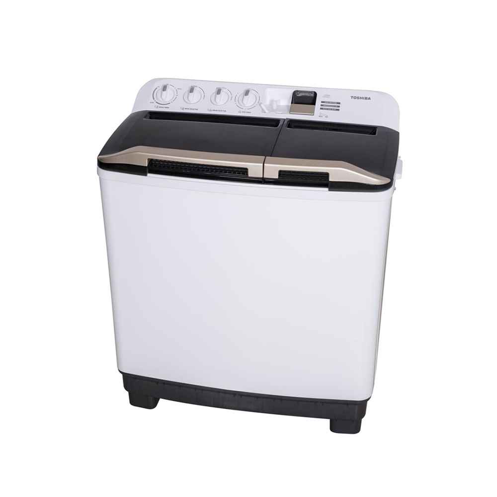 เครื่องซักผ้า 2 ถัง Toshiba 11 กก.