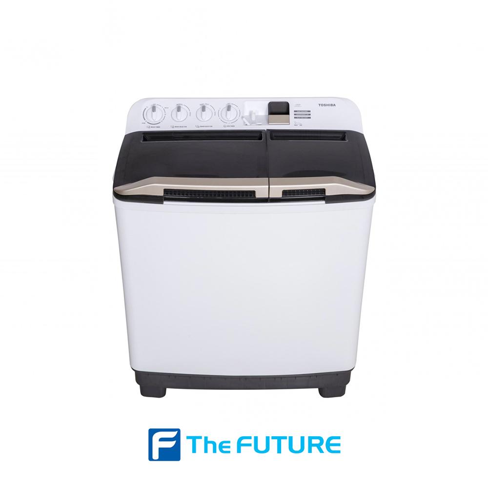 เครื่องซักผ้า Toshiba รุ่น VH-H120WT ที่ The Future