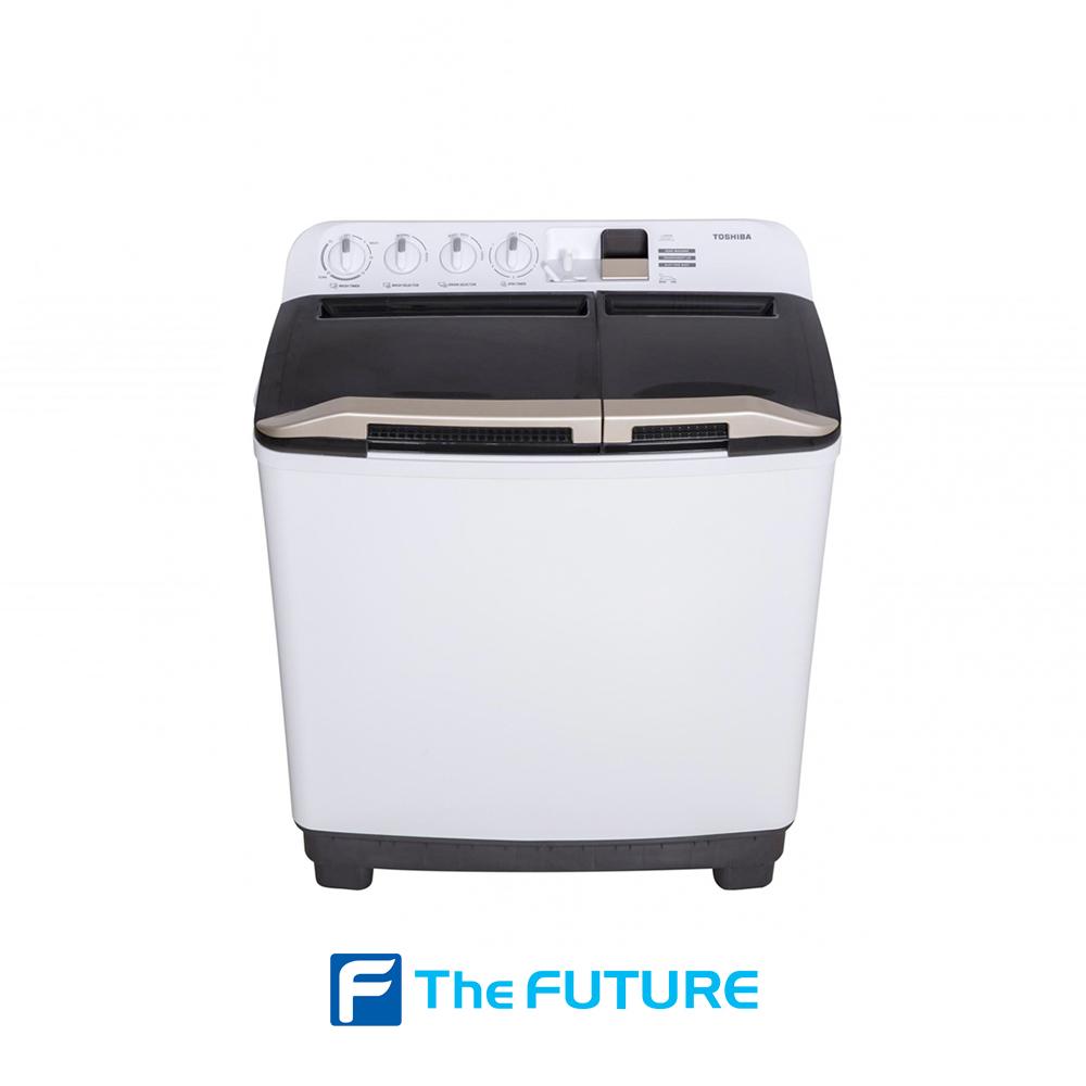 เครื่องซักผ้า Toshiba รุ่น VH-H140WT ที่ The Future