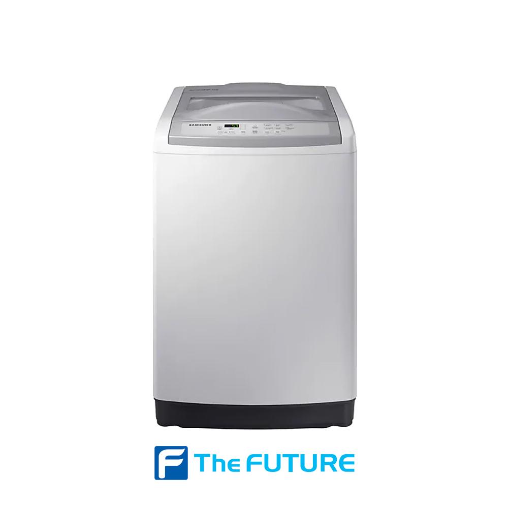เครื่องซักผ้าฝนบน Samsung ที่ The Future