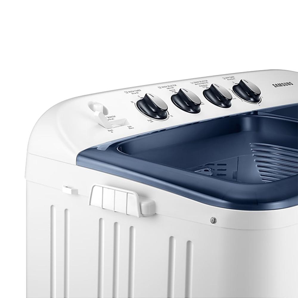 เครื่องซักผ้า Samsung 2 ถัง 8.5 กก.