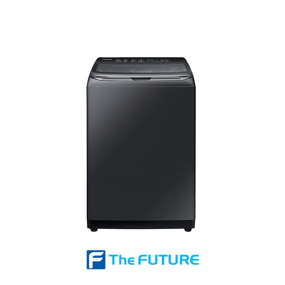 เครื่องซักผ้าฝาบน Samsung รุ่น WA18M8700GV ความจุ 18 กก.