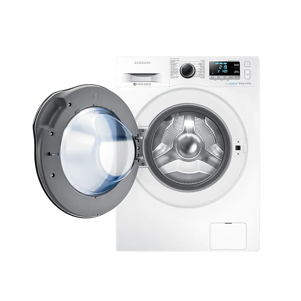เครื่องซักผ้าฝาหน้า Samsung 8 กก.