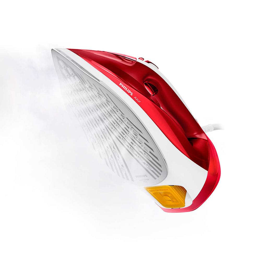 เตารีด Philips เตารีดไอน้ำ 2600 วัตต์ สีแดง