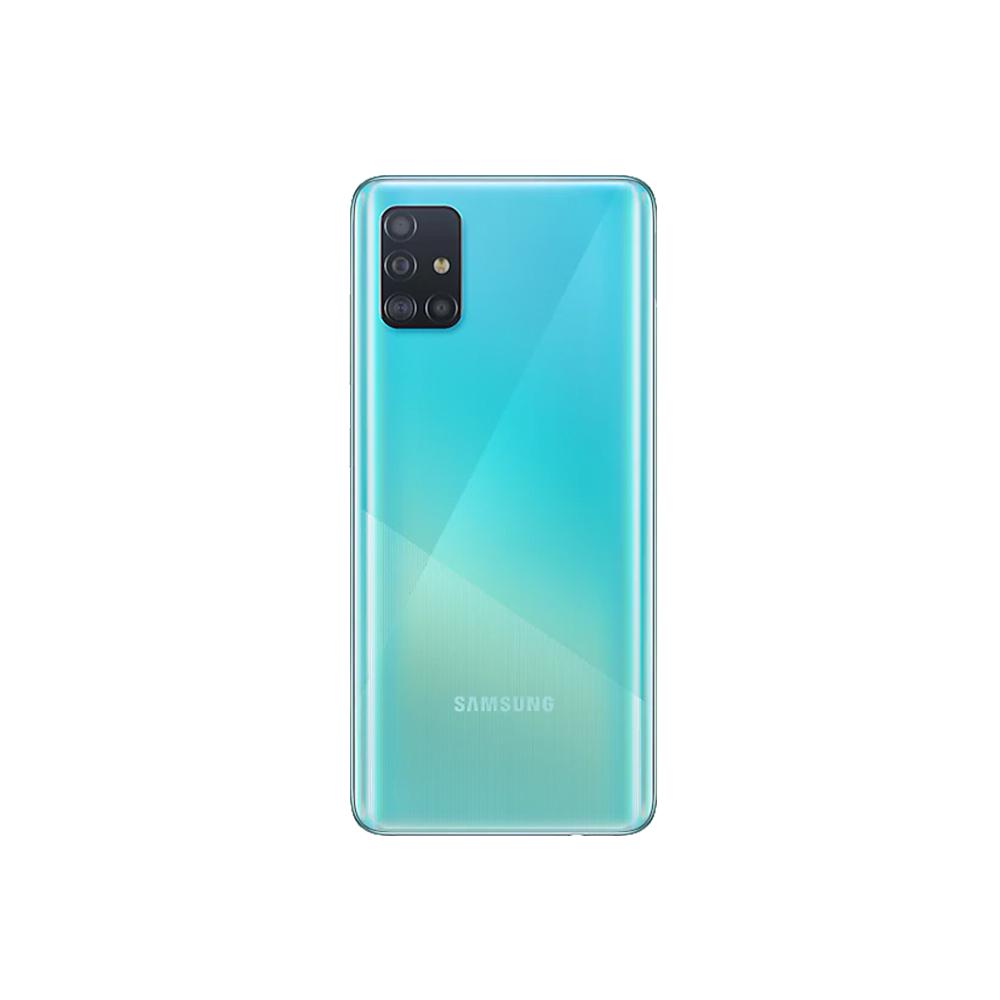 มือถือ Samsung A51 สีฟ้า