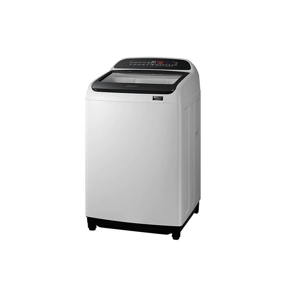 Samsung เครื่องซักผ้าฝาบน 10 กก. สีเงิน รุ่น WA10R5260BG
